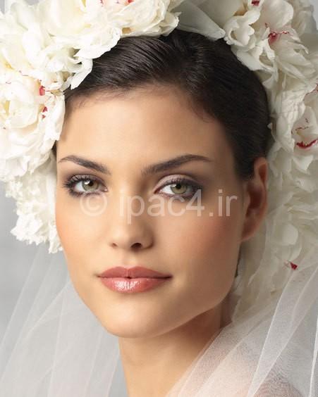 آرایش صورت,آرایش صورت عروس,مدل آرایش عروس,مدل آرایش صورت عروس,مدل عروس,میک آپ عروس