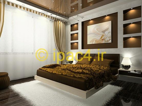 طراحی و دکوراسیون اتاق خواب  , نکات مهمی که در طراحی یک اتاق خواب باید رعایت کنیم