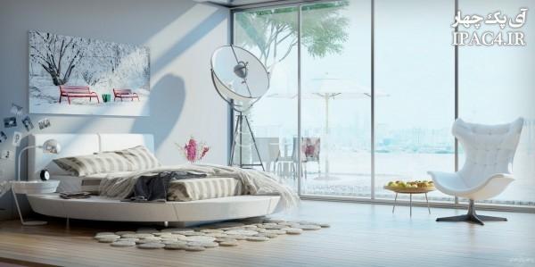 عکس اتاق خواب.دکوراسیون اتاق خواب.اتاق خواب مدرن.معماری داخلس اتاق خواب.اتاق خواب های مدرن.گالری عکس اتاق خواب