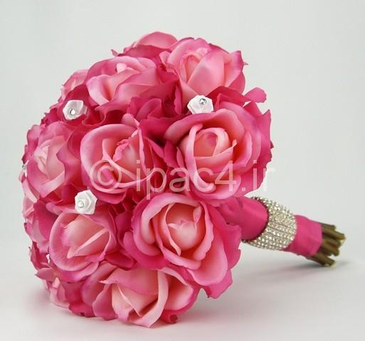 مدل دسته گل عروس,گل عروس,مدل دسته گل,گل عروس