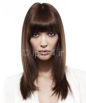 lمدل مو,مدل مو لخت,آرایش مو,مدل های جدید مو,جدیدترین مدل های مو,مدل موی بلند و لخت
