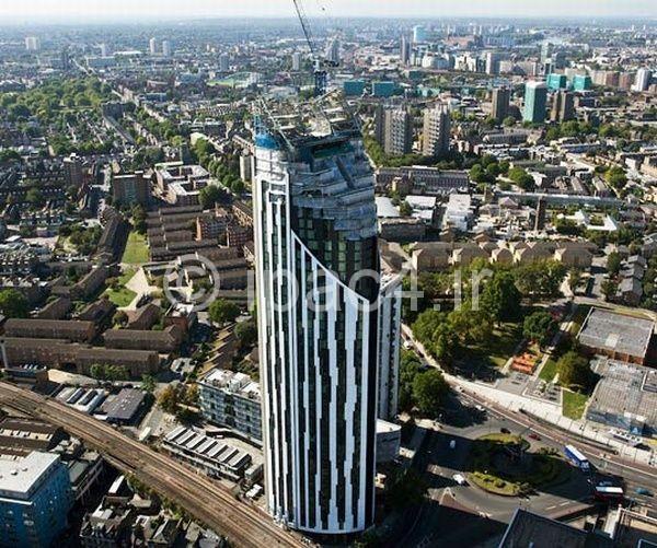 عکس از آسمان خراش تیغ در لندن,عکس برج,برج در لندن,برج
