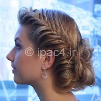 بافت مو,مدل بافت مو,مدل های بافت مو,مدل مو,مدل جدید بافت مو,عکس بافت مو,موی بافته شده