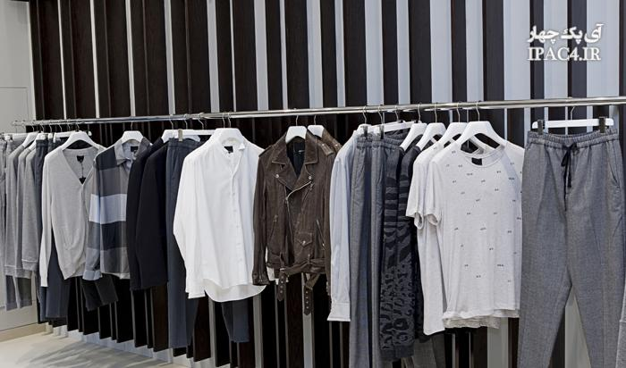 دکوراسیون فروشگاه لباس فروشی,دکوراسیون بوتیک,عکس فروشگاه لباس فروشی,عکس مغازه,دکوراسیون مغازه لباس فروشی,دکوراسیون مغازه کفش فروشی,دکوراسیون مغازه کیف فروشی,دکوراسیون بوتیک مردونه,عکس از دکوراسیون فروشگاه بزرگ لباس فروشی