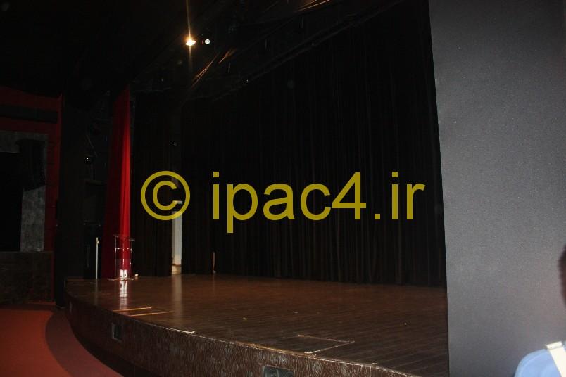 عکس های جدید تالار حرکت قدیم تهران (عکس تالار شمس)  عکس از نمای تالار,کافی شاپ تالار,لابی تالار,پله های تالار,سن تالار,عکس از اتاق گریم تالار حرکت و دیگر فضاهای داخلی تارلار حرکت قدیم (تالار شمس جدید)