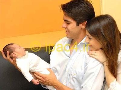 عکس کاکا با همسر و فرزندانش,کاکا و همسرش,عکس کاکا
