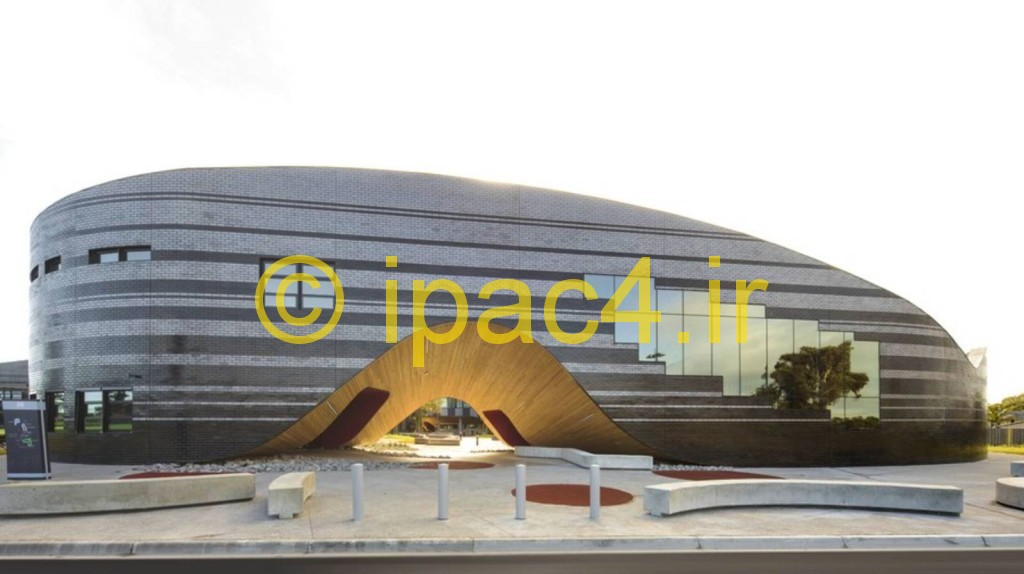 عکس از نمای دانشگاه , پلان دانشگاه ,آمفی تئاتر دانشگاه, کتابخانه دانشگاه ,فضای سبز و محوطه دانشگاه