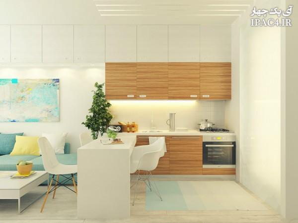 معماری داخلی,مبلمان خانه کوچک,دکوراسیون خانه کوچک,پلان خانه کوچک,معماری داخلی سوییت و آپارتمان های کوچک,دکوراسیون و معماری داخلی