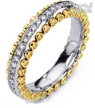مدل حلقه,مدل حلقه عروس و داماد,مدل حلقه ازدواج,حلقه عروسی,حلقه نامزدی