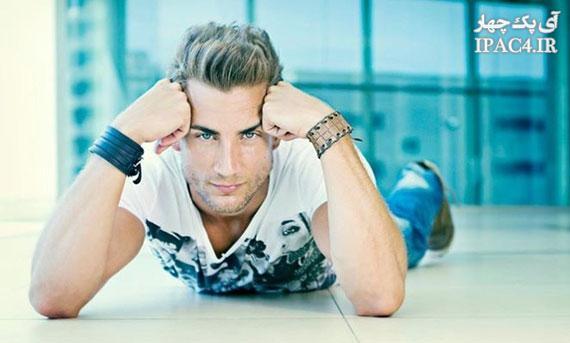 زیباترین پسر اسپانیا