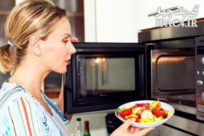 این غذاها را با مایکروویو گرم نکنید!!
