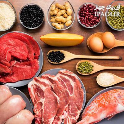 فواید رژیمهای غذایی با محتوای بالای پروتئین