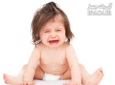 کودک را یکدفعه از شیر نگیرید!