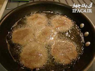 نکاتی برای سرخ کردن غذا