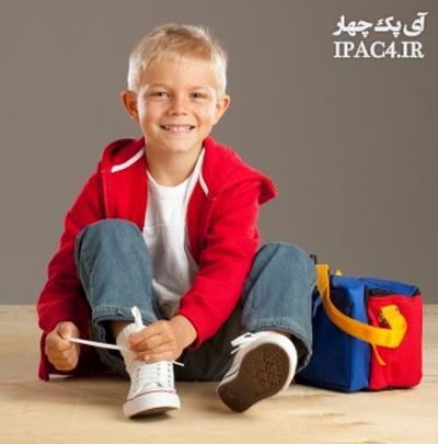 نکته هایی برای خرید کفش مناسب کودکان مدرسه ای