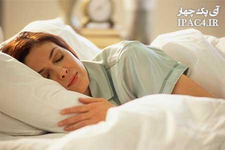 ۱۰ نکته برای اینکه با وجود استرس راحت بخوابید