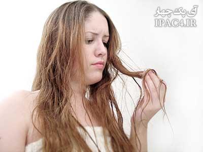 چطور از موهای خشک و آسیب دیده مراقبت کنیم؟