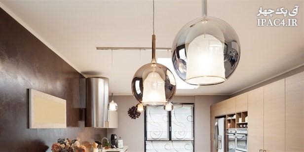پیشنهاداتی برای افزایش نور و روشنایی در منزل