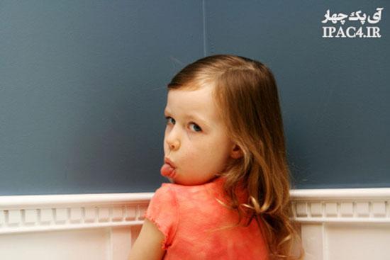 نحوه ی برخورد با کودکی که دروغ می گوید