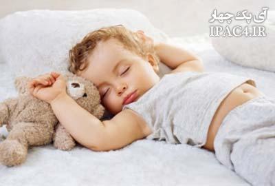 آشنایی با روش روش «فربر» برای خوابیدن کودکان