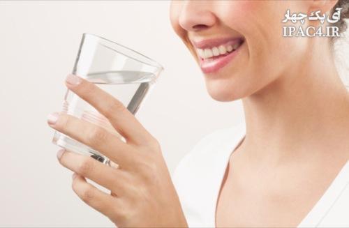 آشنایی با فواید نوشیدن آب