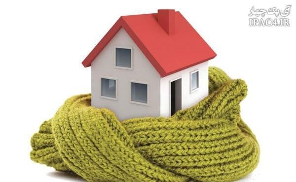 چگونه بدون بخاری خانه را گرم کنیم؟