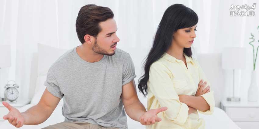 زنان عاشق در زندگی زناشویی این اشتباهات را نکنید