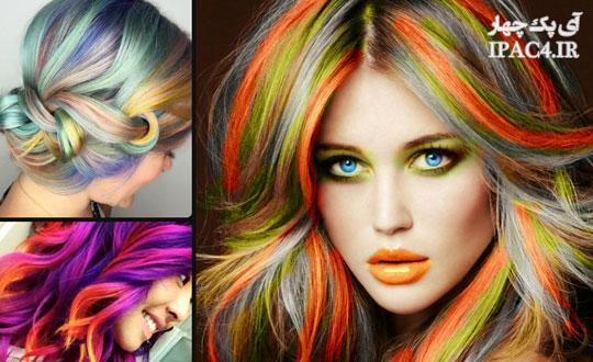 برای مراقبت از موهای رنگ شده چکار کنیم؟