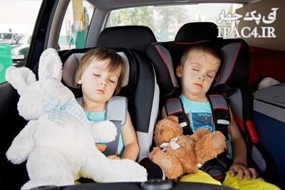 چگونه در سفر با بچه کوچک صرفه جویی کنیم؟