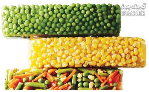 آموزش چگونگی نگهداری از مواد غذایی